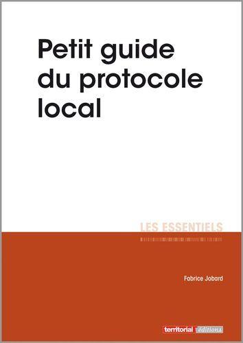 """En préparation : une nouvelle édition du """"Petit Guide du Protocole"""""""