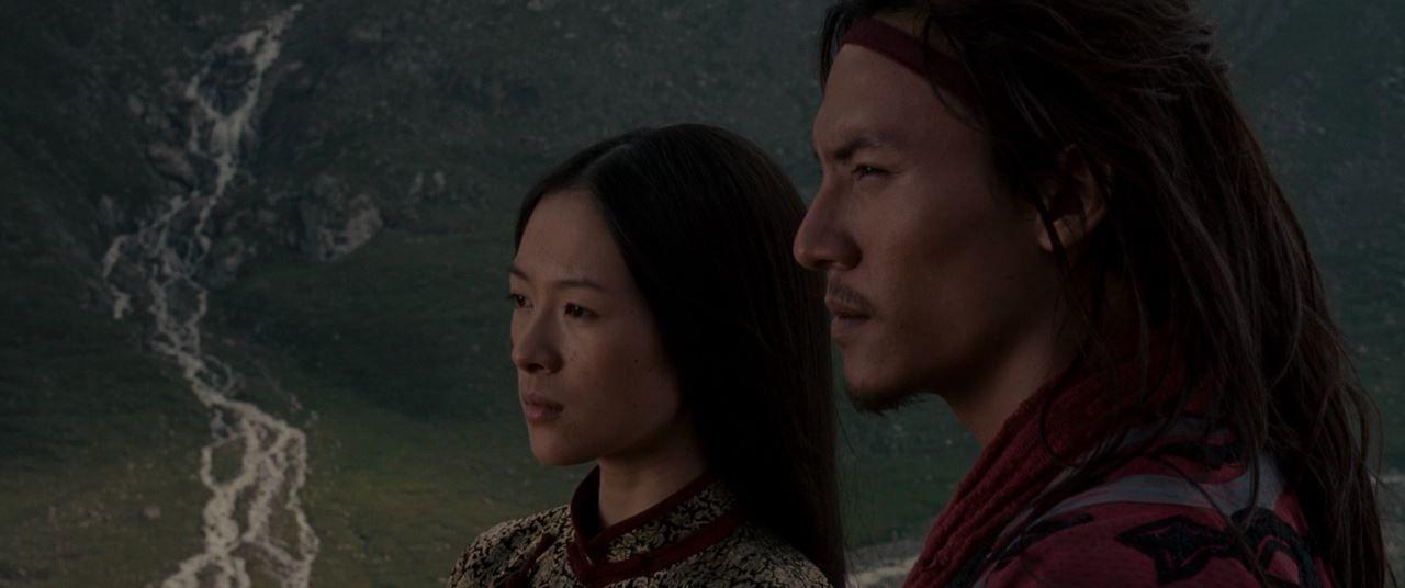 [Etre une femme libérée, c'est pas si facile] Tigre et Dragon  卧虎藏龙
