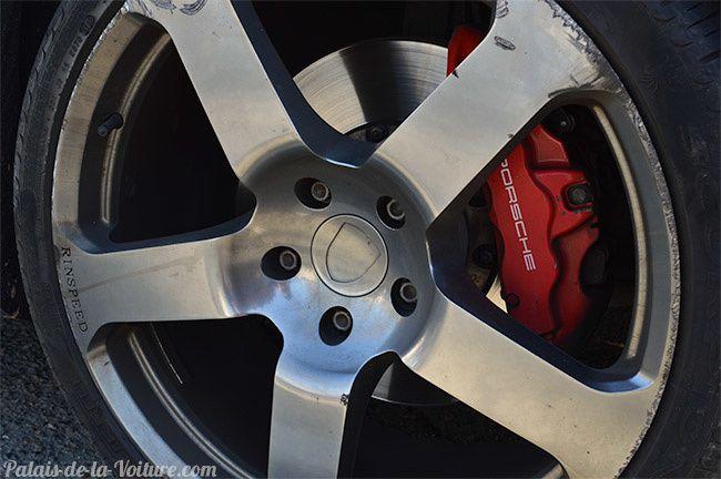 AB08 • Porsche Cayenne (955) Turbo S Techart Magnum '05