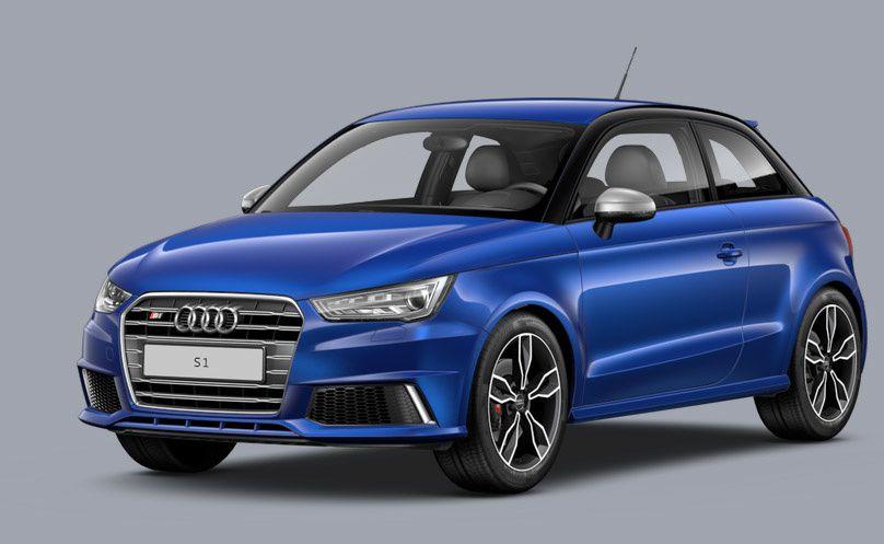 Audi S1 : Quand l'A1 devient méchante