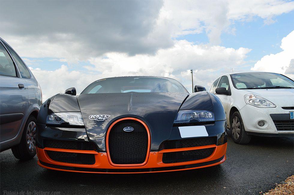 AB82 • Bugatti Veyron Super Sport World Record Edition '10