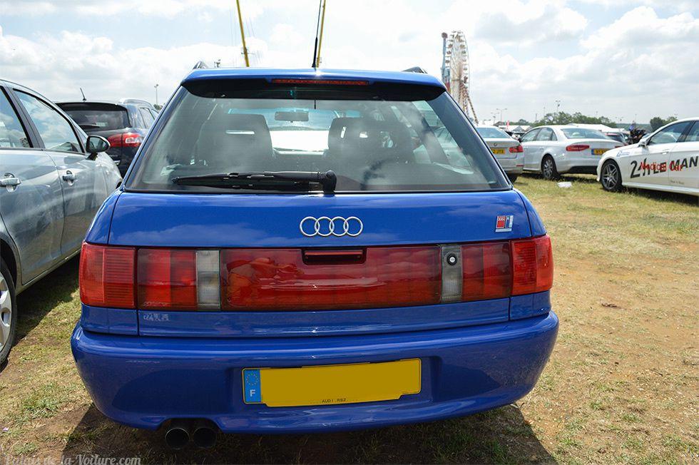 AG71 • Audi RS2 (B4) Avant '95