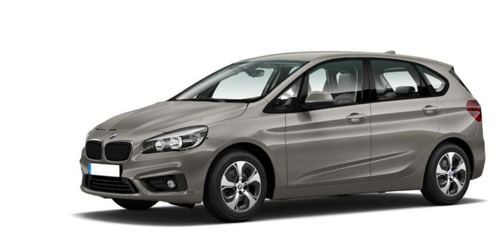 BMW Série 2 Active Tourer : un monospace munichois