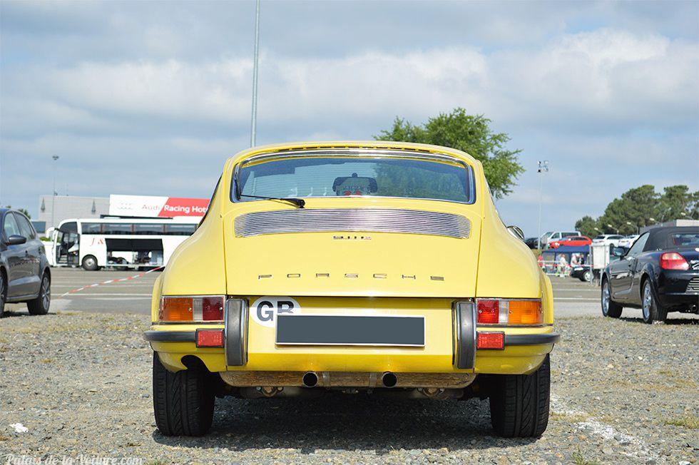AG72 • Porsche 911 (901) 2.0 E '68