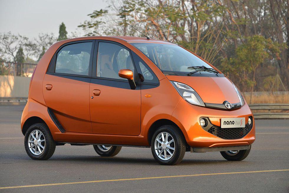 Qu'en est-il de la Tata Nano ?
