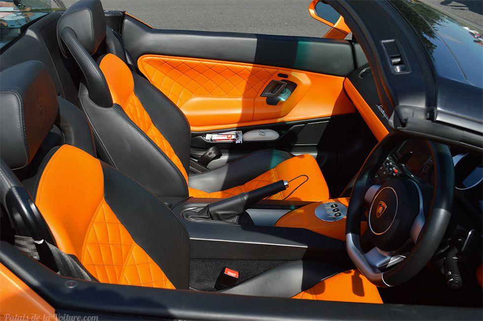 AA63 • Lamborghini Gallardo Spyder '06