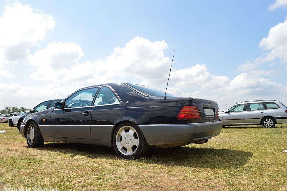 AG73 • Mercedes (C140) CL 600 '96