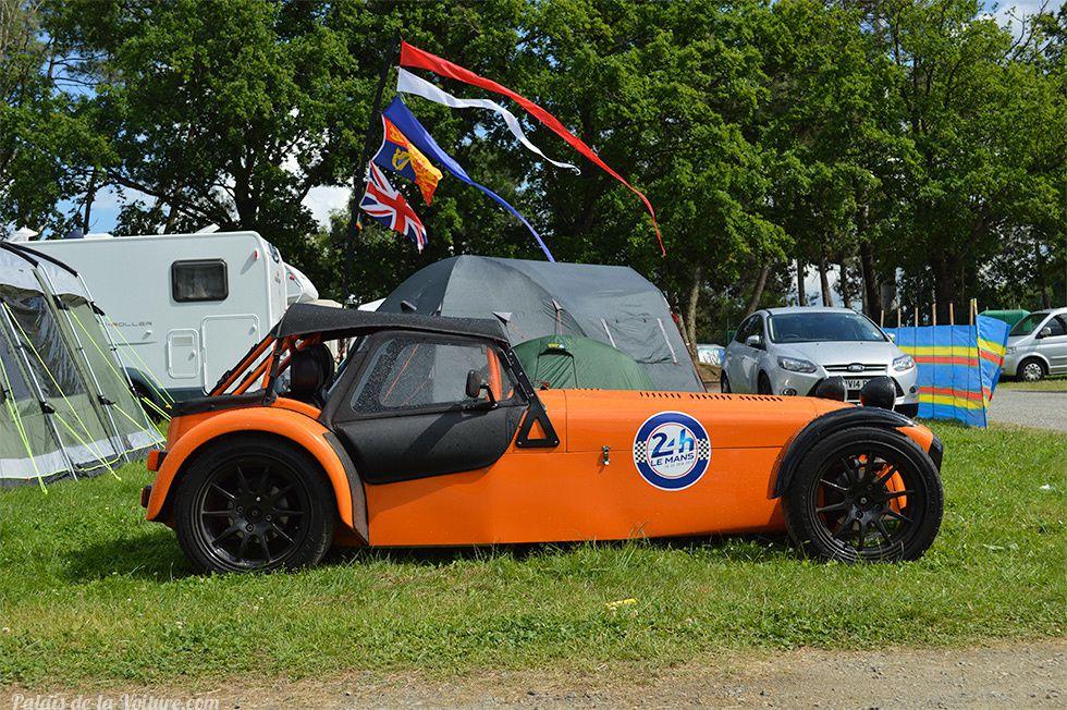 AA54 • Lotus Caterham Seven Roadsport 143 '00