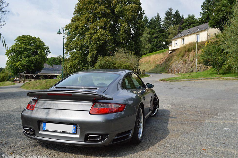 AA07 • Porsche 911 (997) Carrera Turbo look '07