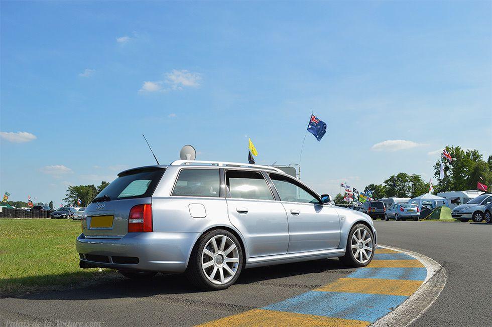 AE23 • Audi RS4 (B5) Avant '00