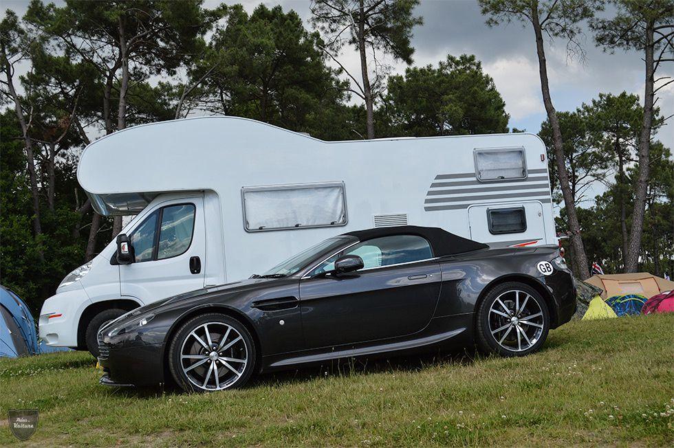 AA70 • Aston Martin V8 Vantage roadster '12