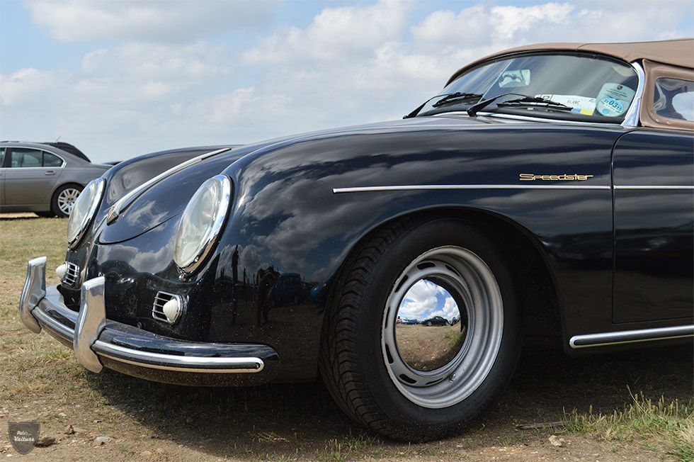 AC17 • Porsche 356 A Speedster 1600 Super 75 '57