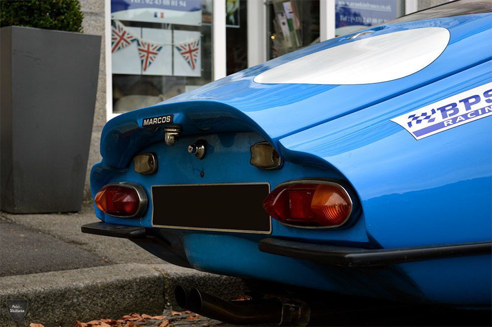 AB12 • Marcos 1800 GT '64