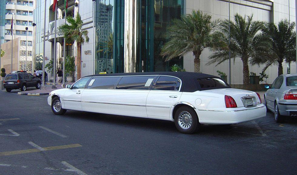 Les limousines passées de mode ?
