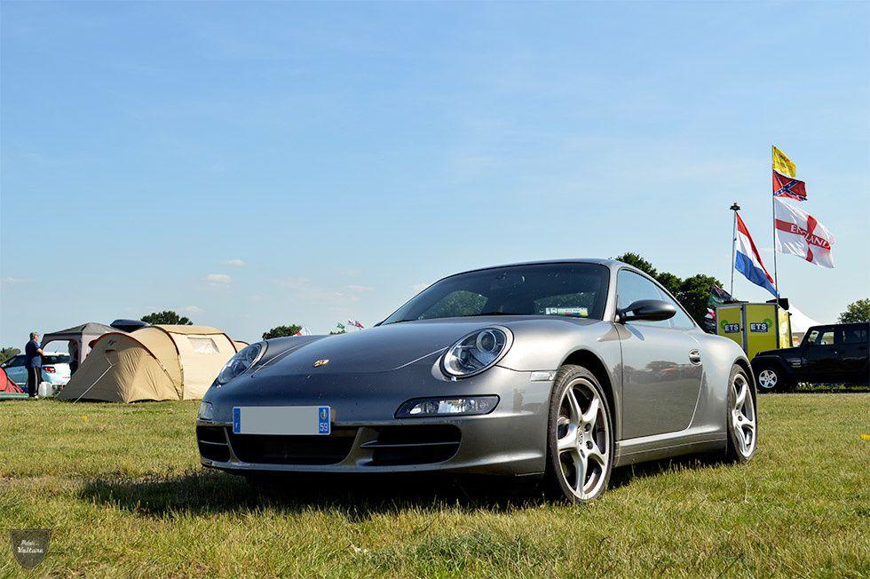 AA85 • Porsche 911 (997) Carrera 4S '05