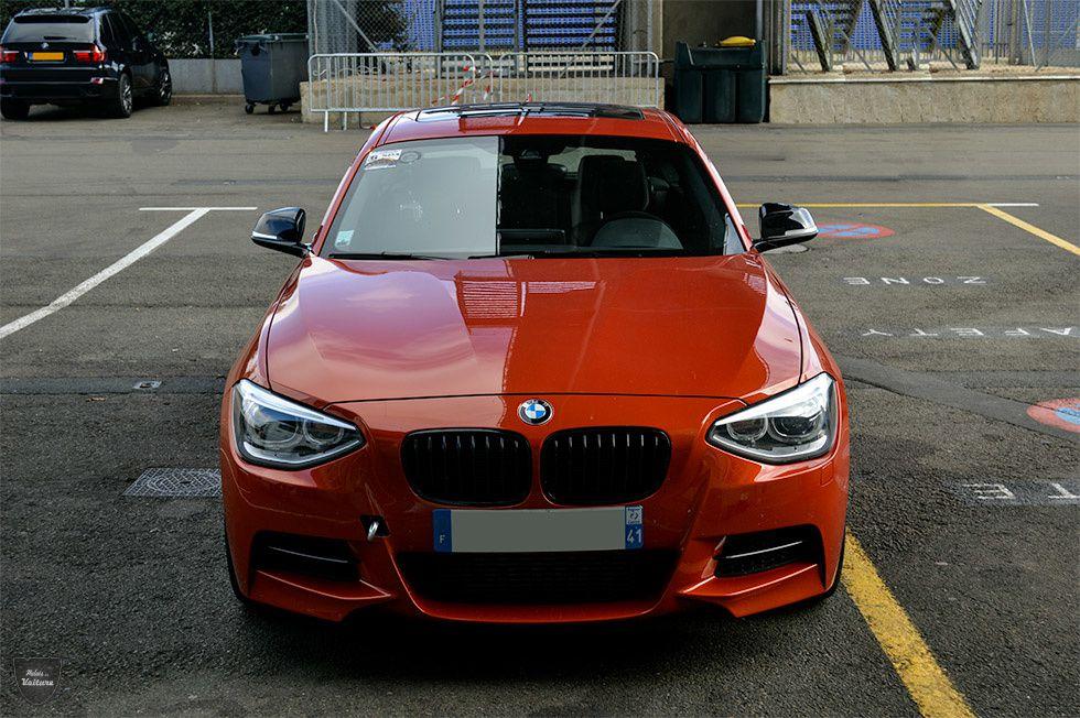 AG81 • BMW Série 1 (F20) M135i '12