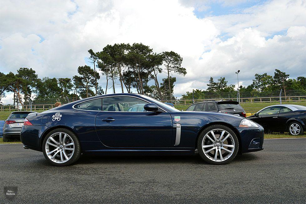 AC61 • Jaguar XKR (X150) coupé '06