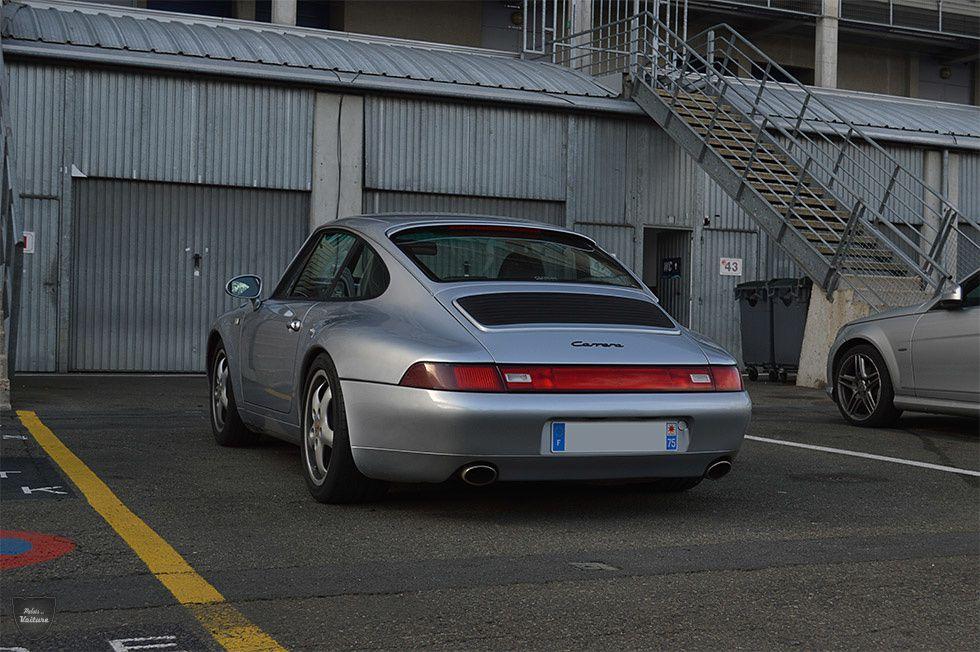 AA69 • Porsche 911 (993) Carrera '94