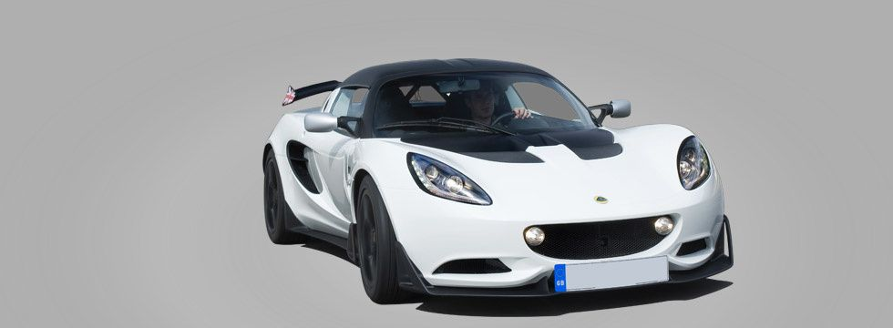 Lotus Elise S Cup : retour aux sources