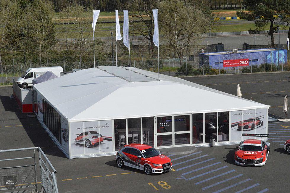 Audi Driving Experience 2013, au Mans