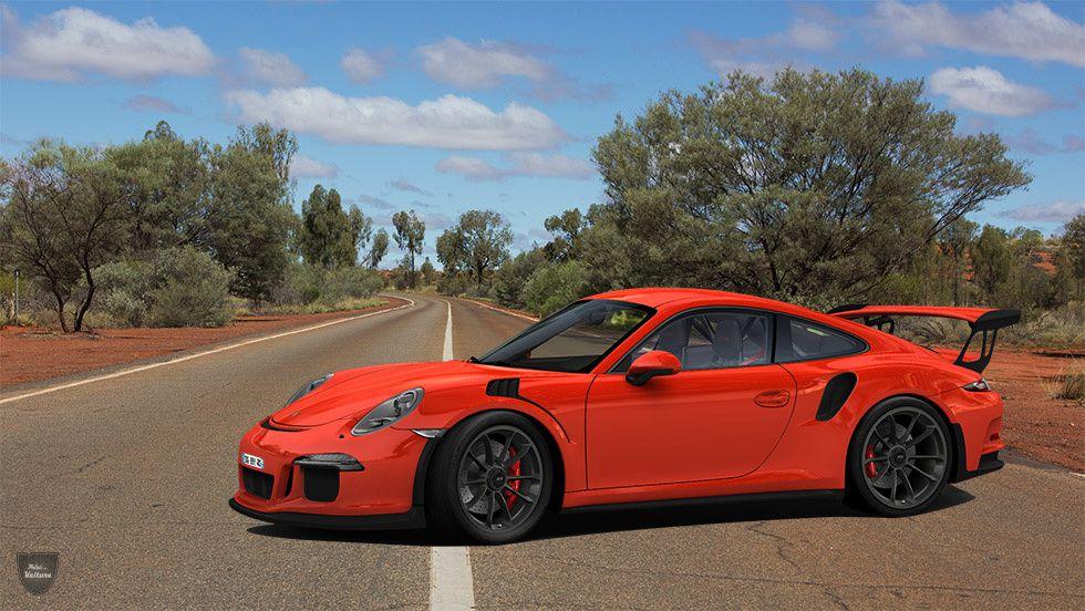 La Porsche 911 (991) GT3 RS dévoilée à Genève
