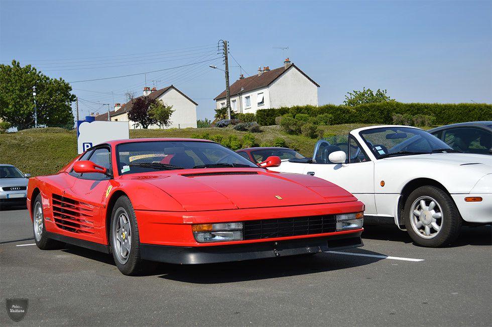 AD04 • Ferrari Testarossa '88
