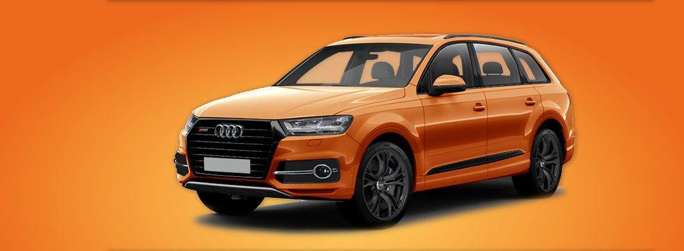 Audi SQ7 : entrecôte sauce au fioul