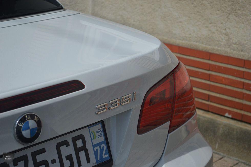 AC11 • BMW Série 3 (E93) 335i cabriolet '10