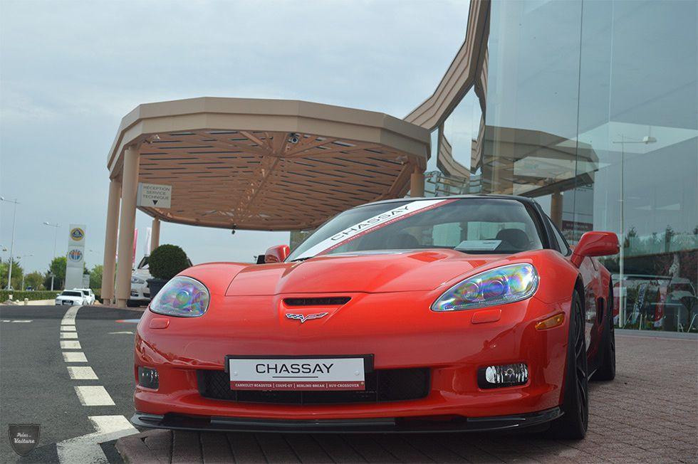 AE96 • Chevrolet Corvette C6 ZR1 '13