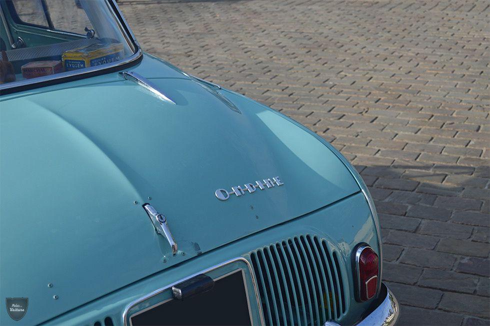 AB38 • Renault Dauphine (R1090A) Ondine '62