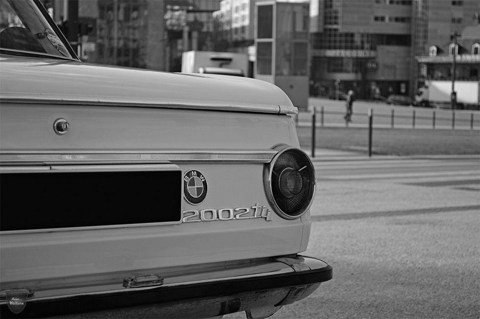 AE69 • BMW 2002 (E10) Tii '71