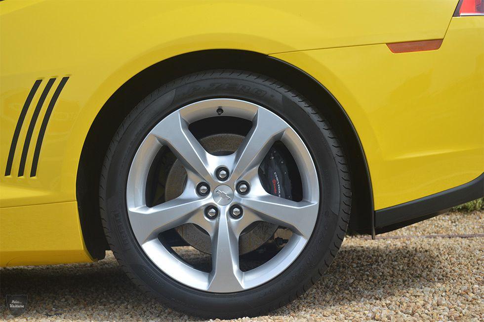 AE08 • Chevrolet Camaro V coupé V8 '14