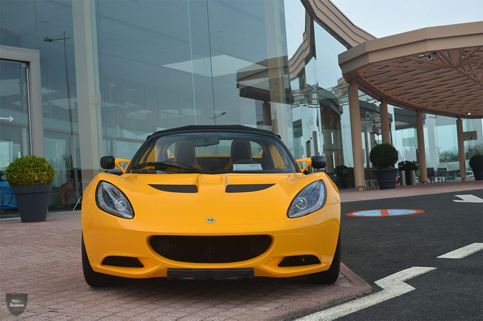 AE62 • Lotus Elise S3 Club Racer '15