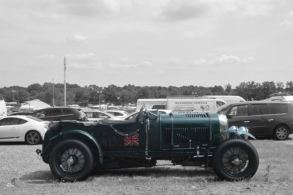 AA55 • Bentley Blower 4½ Litre four-seater '29
