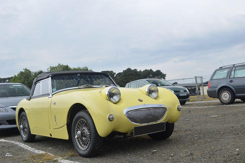 "AC12 • Austin Healey Sprite Mk1 ""Frogeye"" '58"