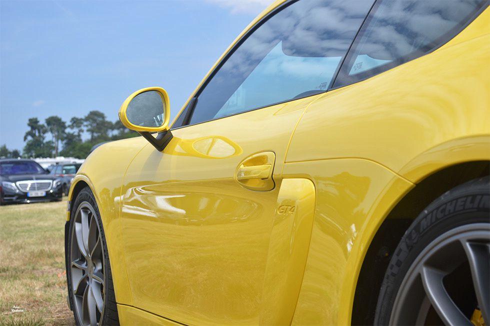 AG91 • Porsche Cayman (981) GT4 '15