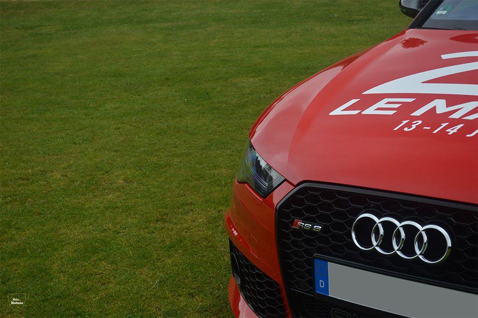 '15 Audi RS6 (C7) Avant Medical Car