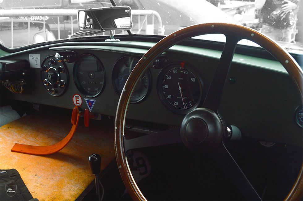 AA02 • Aston Martin DB2 Le Mans (châssis 204) '51