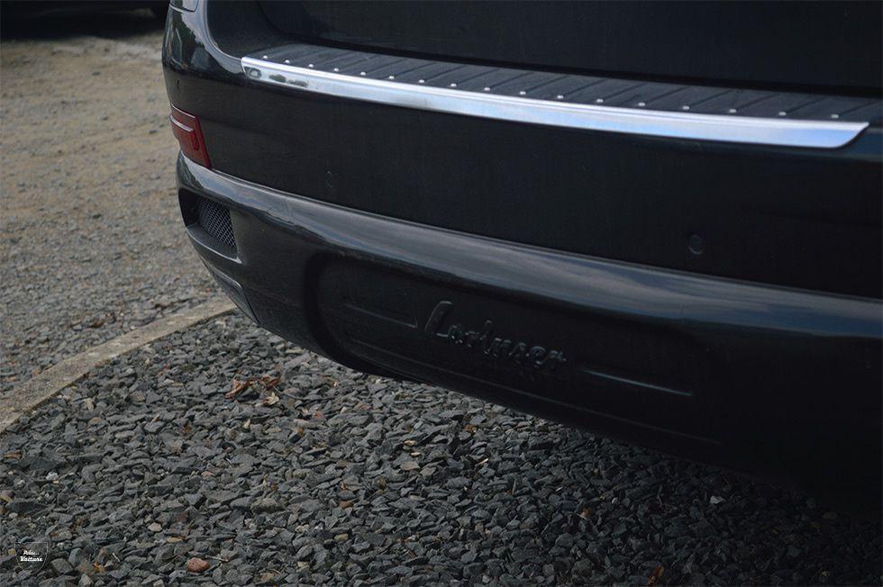 AA59 • Mercedes GL (X164) 450 Lorinser '06