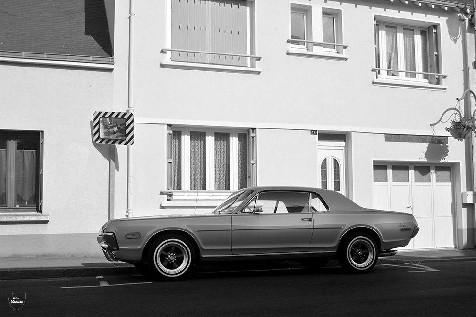 AB77 • Mercury Cougar coupé V8 289 ci '67