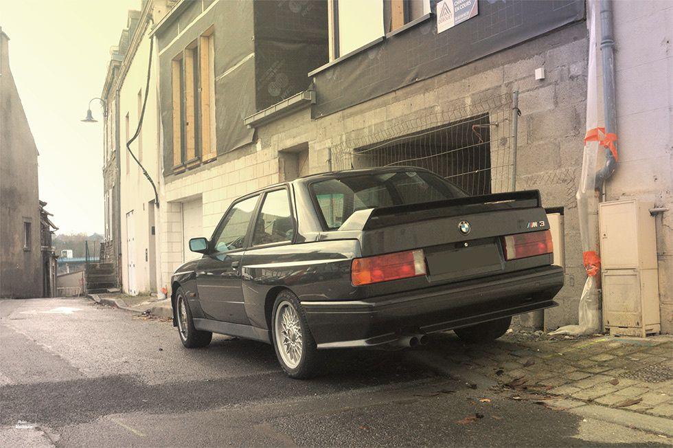 '88 BMW M3 (E30) Evo 2