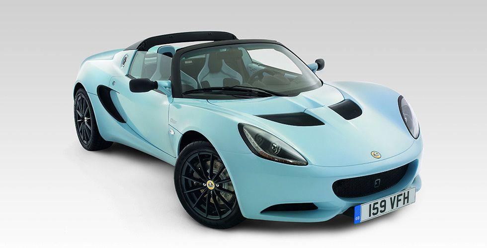 La Lotus Elise S3, en version Club Racer bénéficie d'un allègement et ne pèse que 876 kg pour 136 chevaux.