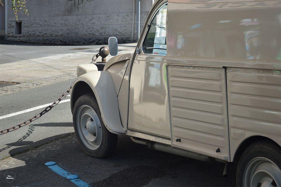AE90 • Citroën 2CV AZU(B) '74
