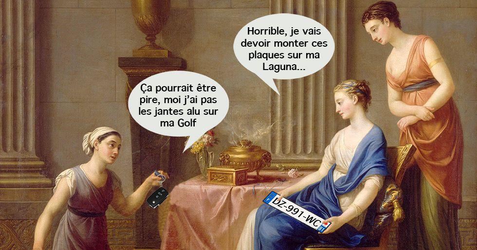 """1 # Détournement de """"La marchande d'Amour"""", de Vien"""