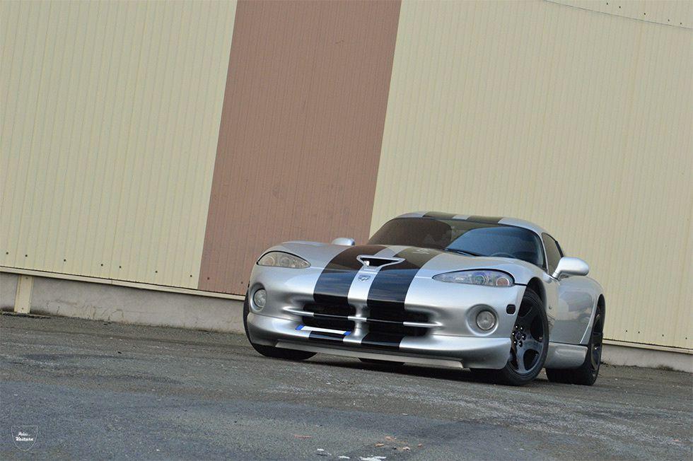 AB85 • Dodge Viper GTS '99