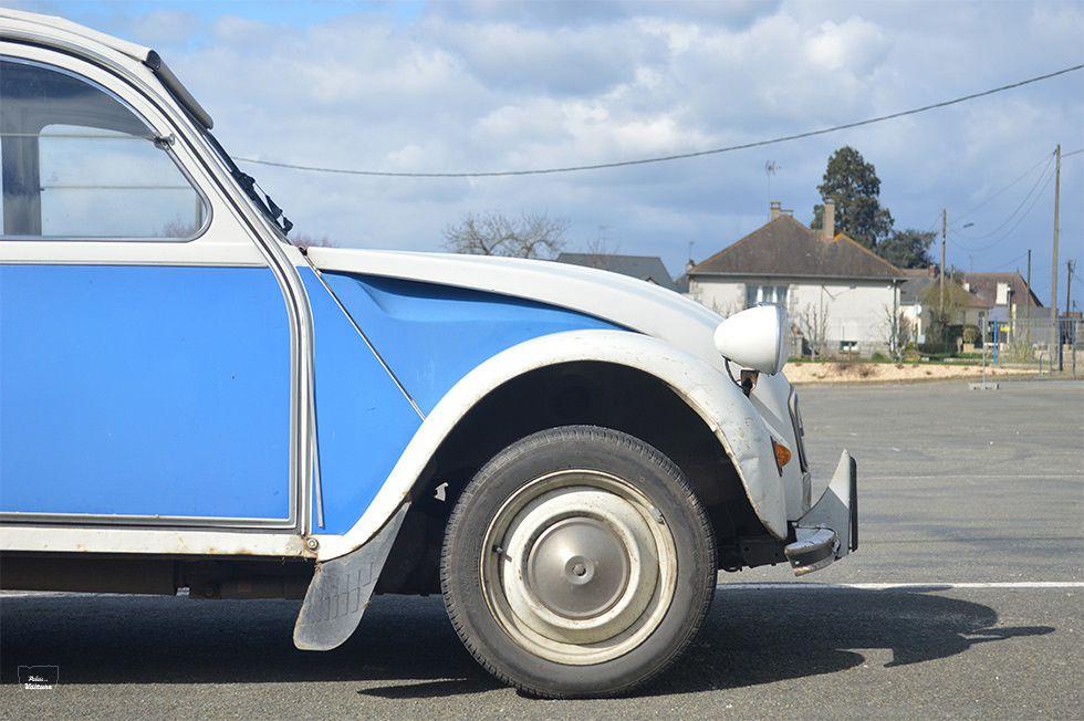 AC08 • Citroën 2CV 6 Cocorico '86