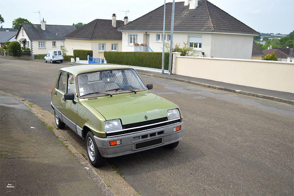 '83 Renault 5 GTL (R1397)