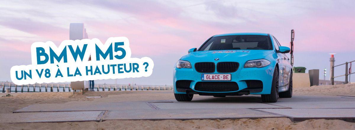 '12 BMW M5 F10