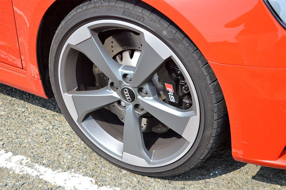 '15 Audi RS3 (8V) Sportback