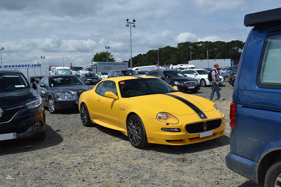 '05 Maserati Coupé V8 Gransport